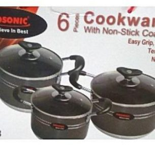 EUROSONIC COOKWARE SET ES5111